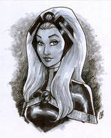 Ororo by BigChrisGallery