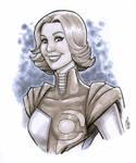 Power Girl, New 52 style