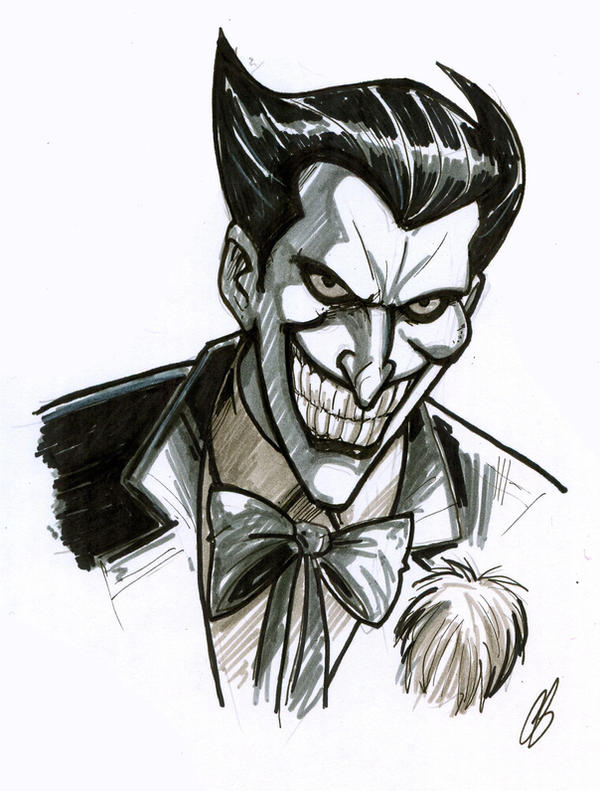 The Joker by BigChrisGallery on DeviantArt