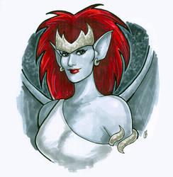 Demona by BigChrisGallery