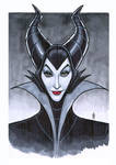The Malice of Maleficent by BigChrisGallery