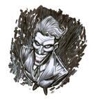 A Sketchy Joker
