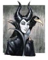 Maleficent by BigChrisGallery