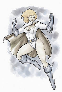 This Powerful Gal by BigChrisGallery