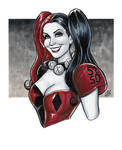 Harley, New 52 Style