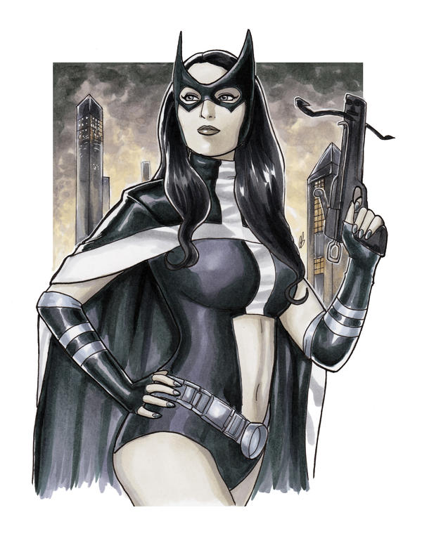 Rise Of The Huntress by BigChrisGallery