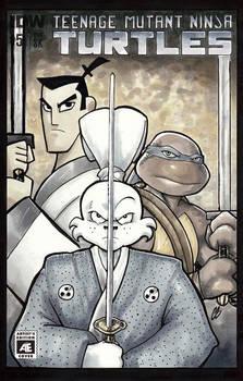 The Samurais Three