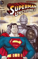 Super-Men by BigChrisGallery
