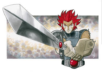 Lord of the Thundercats by BigChrisGallery