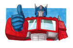 Optimist Prime by BigChrisGallery