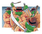 The World's Most Fearsome Fighting Team