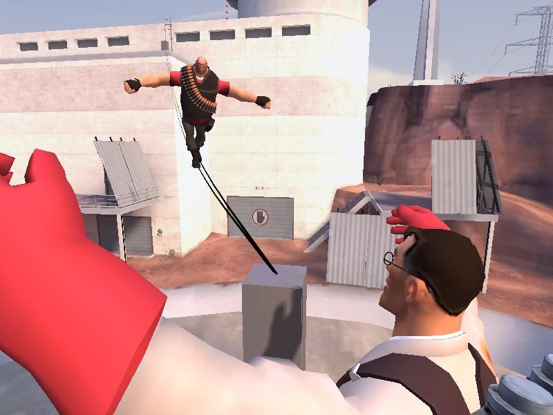 скачать мод Team Fortress 2 для гаррис мод - фото 11