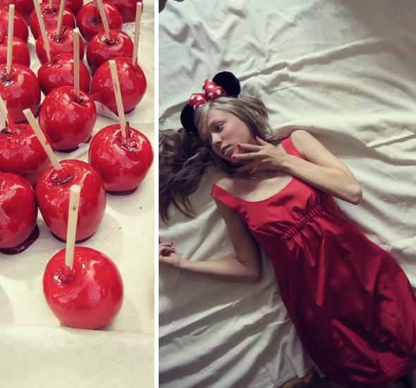 Mickey Apple by spottyflamingo - Avatar Bulmaca
