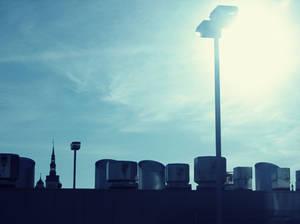 magic street lamp
