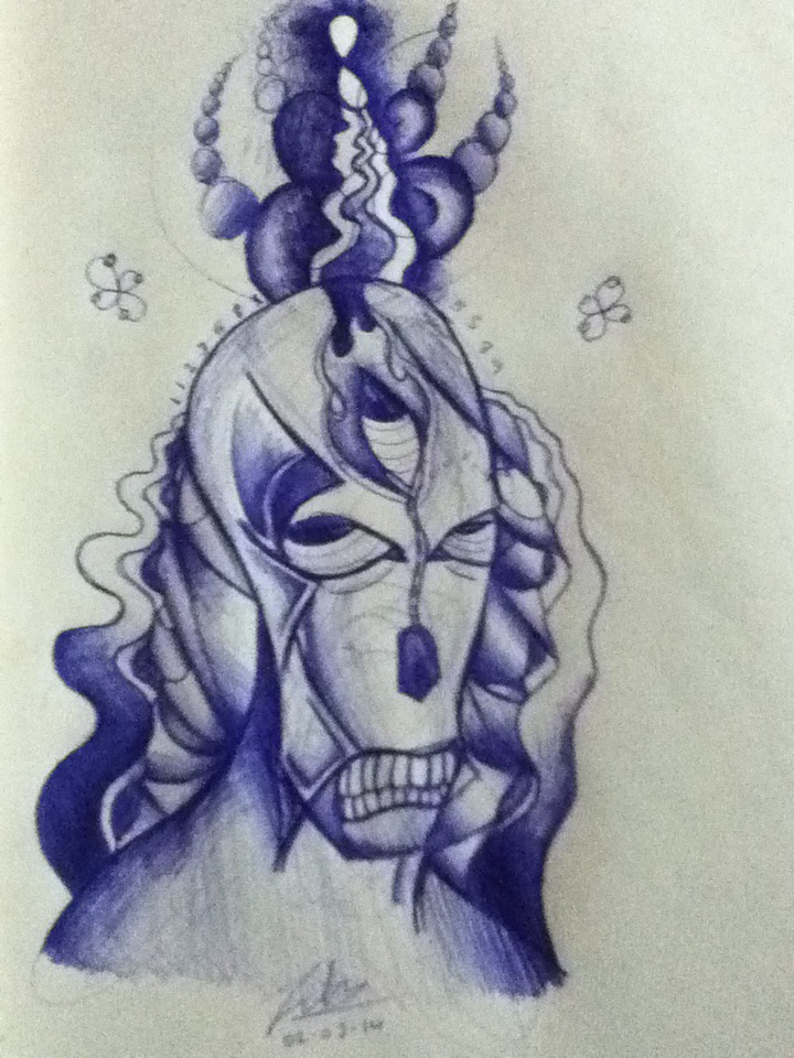 Doodle #1.a by twocollective