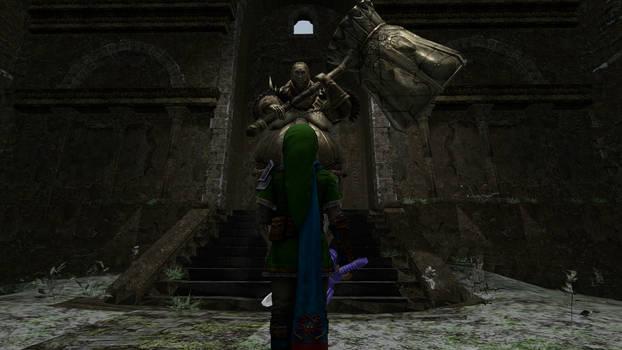 Link's Dark Battle 1