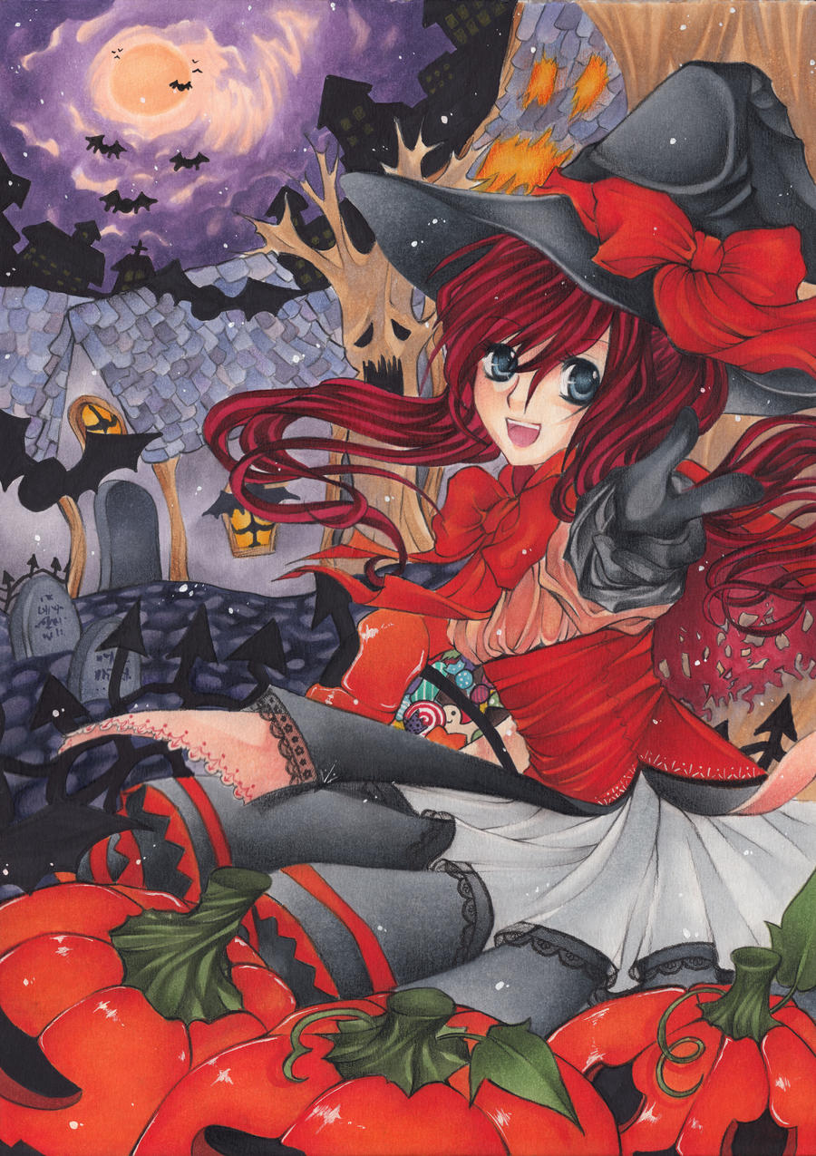 ::Happy Helloween 2010:: by Kirikana-Chan