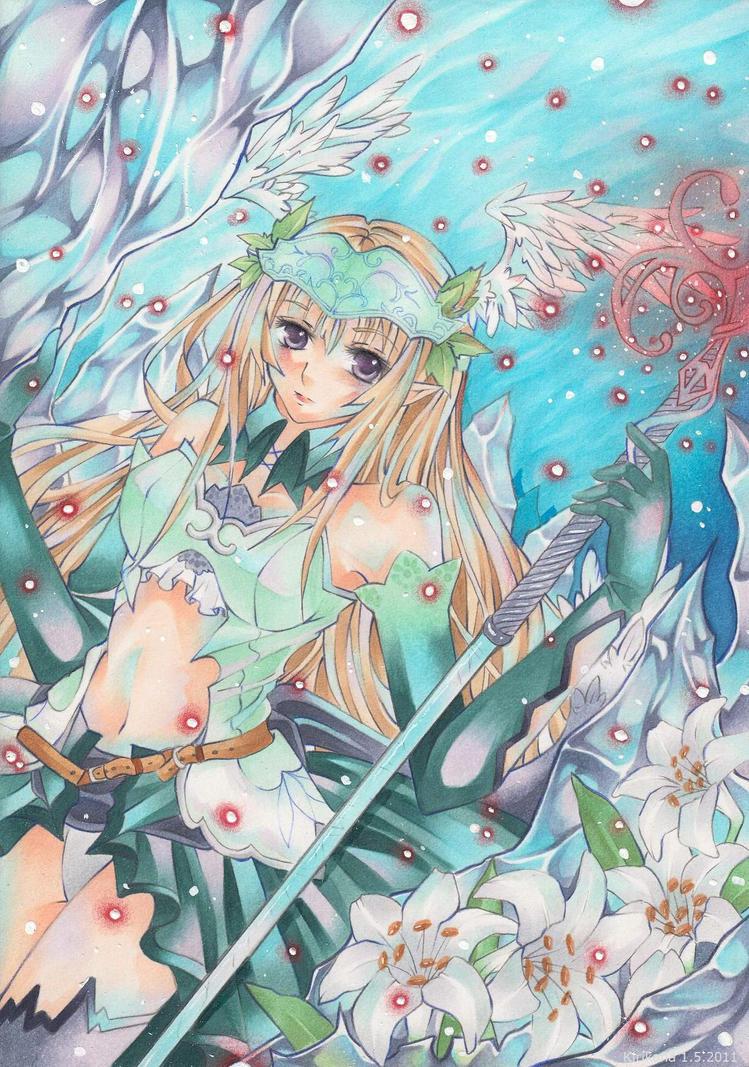 ::Warrior of Lights:: by Kirikana-Chan