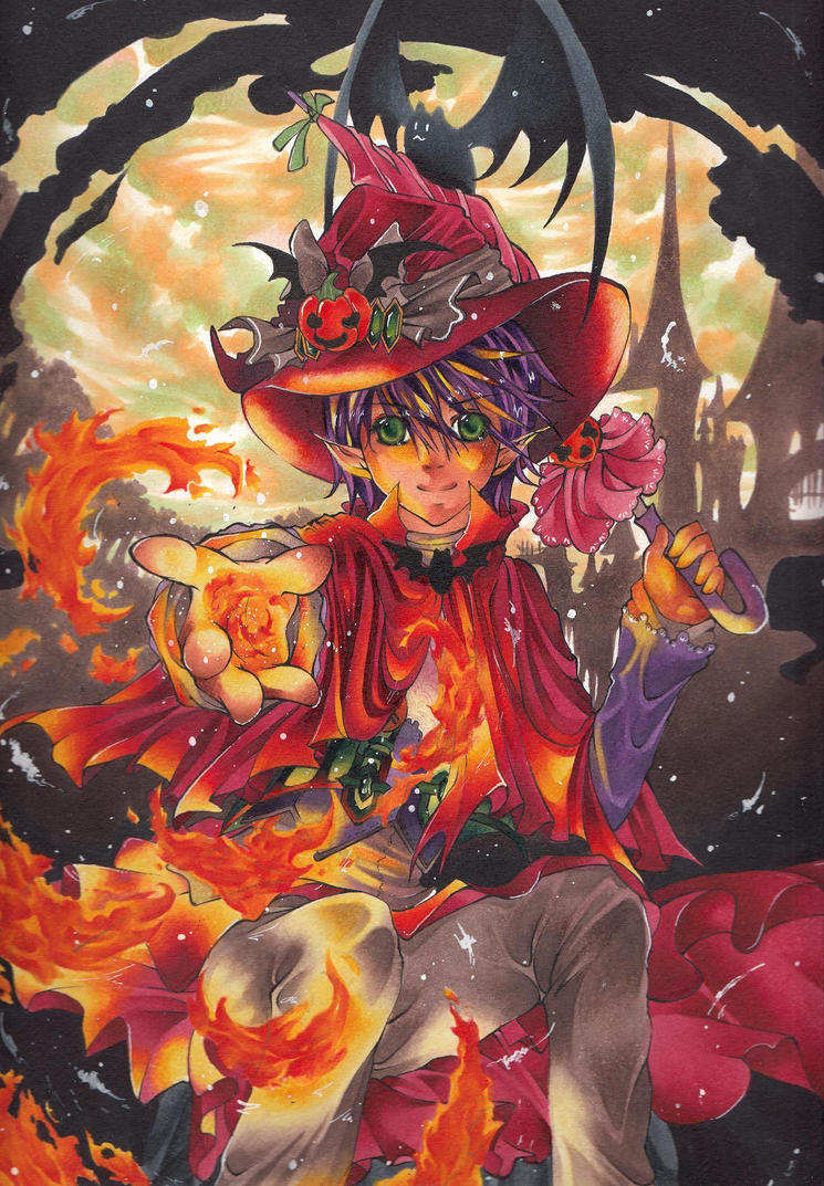 ::Its Time for Helloween:: by Kirikana-Chan