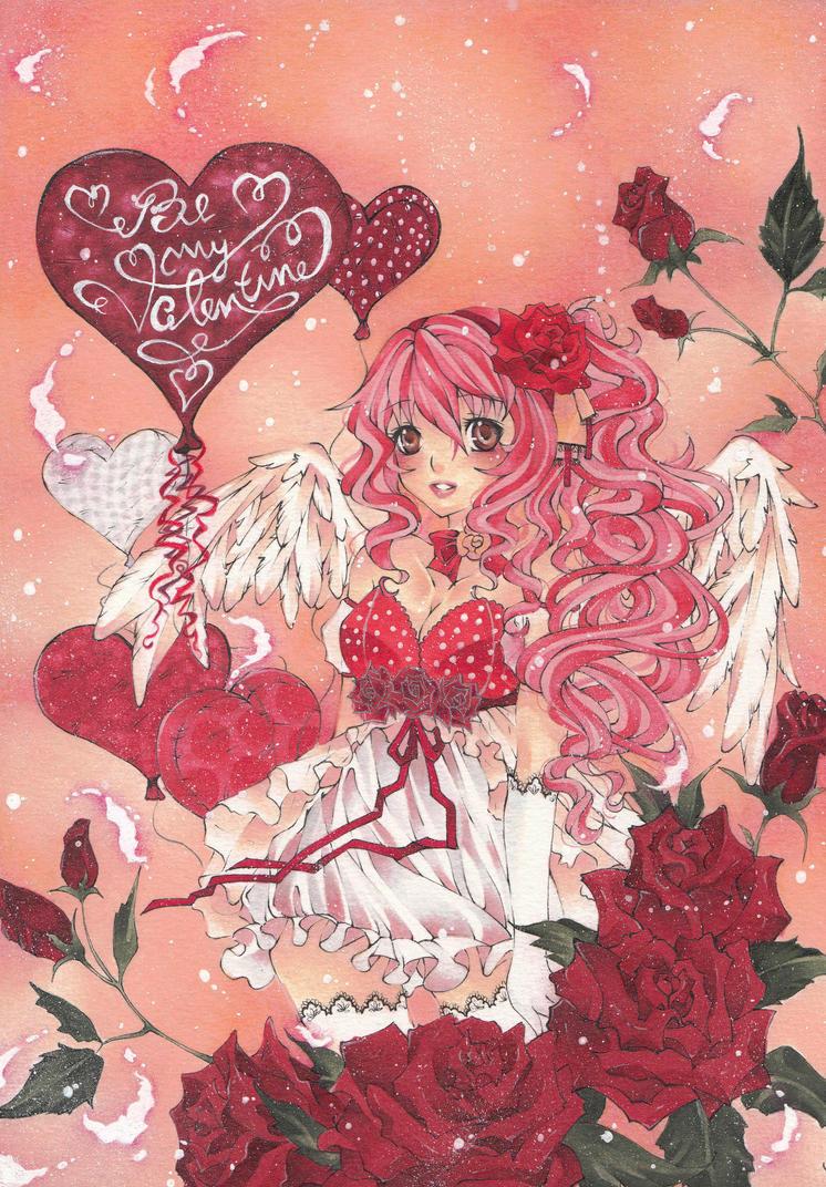 Be my Valentine~ by Kirikana-Chan