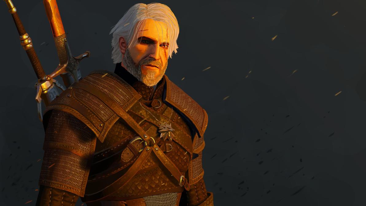 Witcher 3: Wild Hunt - Geralt of Rivia FanArt | Forums - CD