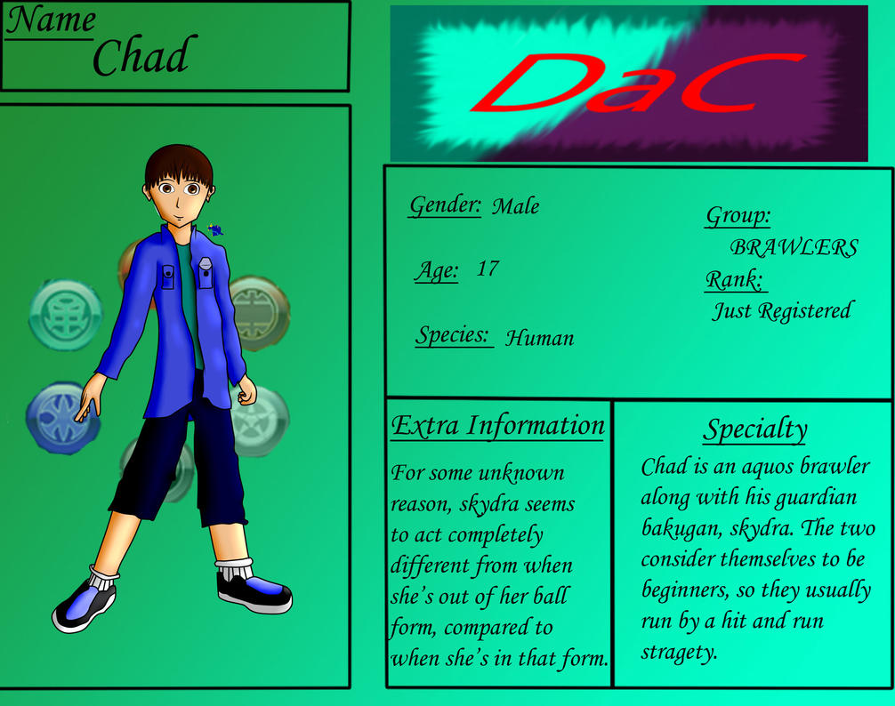 Chad by Speciesunkn0wn