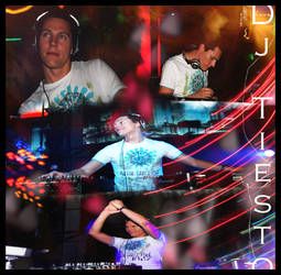 Dj Tiesto by angel-horse