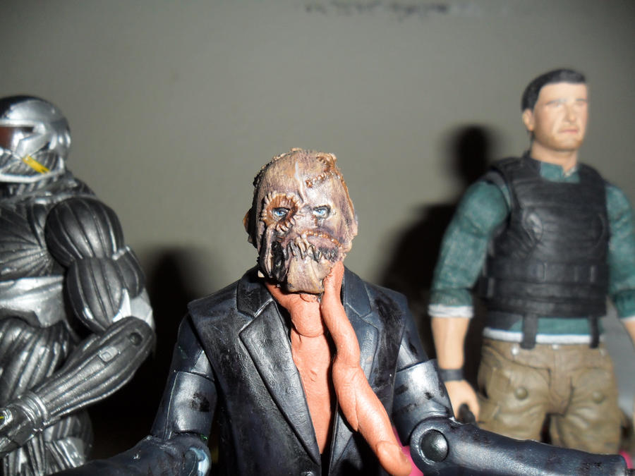 ... of Justice (Super Articulated) (Movie Masters) Custom Action Figure