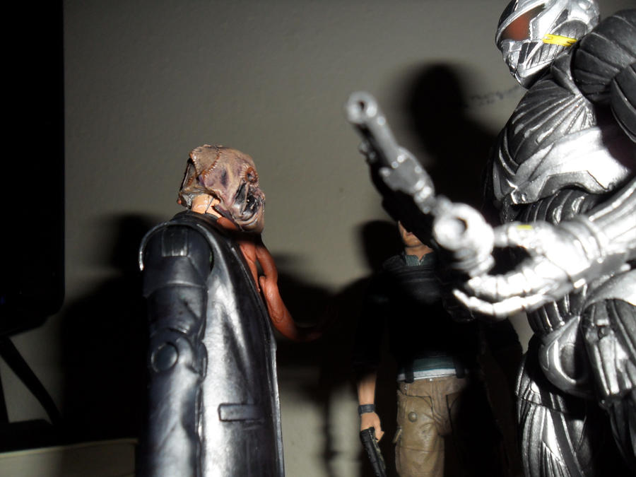 The Dark Knight Movie Masters The Scarecrow Custom by Andrew8532 on ...
