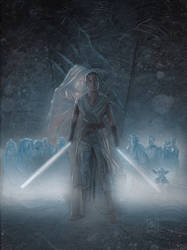 Be with Me Rey Star Wars rise of Skywalker