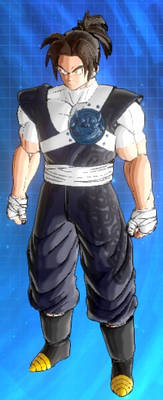 Taro: The Universe 6 Renegade