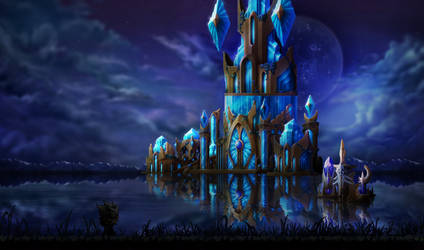 Ramedi's Castle by rysand