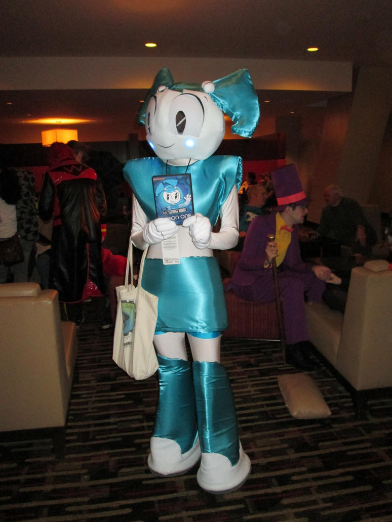 My life as a teenage robot rock  sexual images