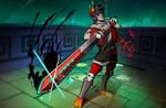 Fanart - The Prince of the Underworld, Zagreus!