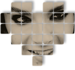Heart PNG Bill Kaulitz by monzedkltz