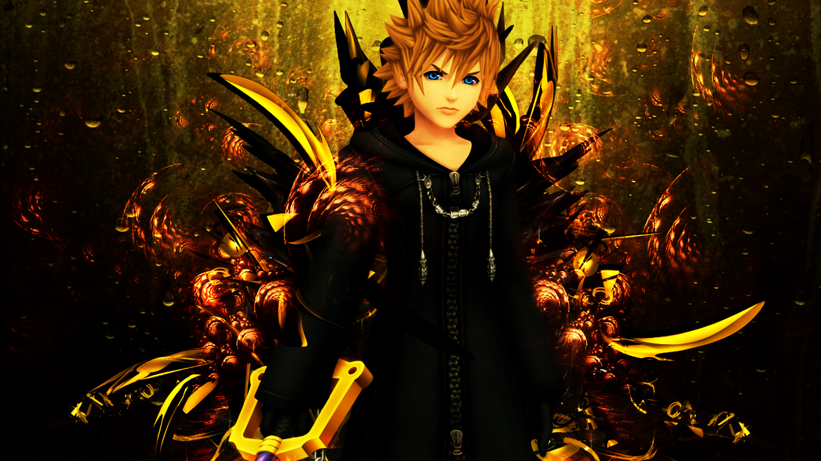 Roxas Wallpaper By MrKapre On DeviantArt