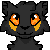 |Gift| Pixel Icon For OpalFlameKat by Hureji