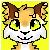|Gift| Pixel Icon for Nifty-Senpai by Hureji