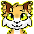 |Gift| Pixel Icon for Nifty-Senpai by Hureji