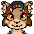 |Gift| Pixel Icon for leentiik by Hureji