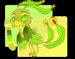 Tropical - Quokkotail Auction #1 by Hureji