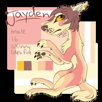 Jayden Reference July 2016 by Hureji