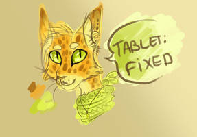 TABLET : FIXED by Hureji