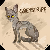 Greystripe by Hureji