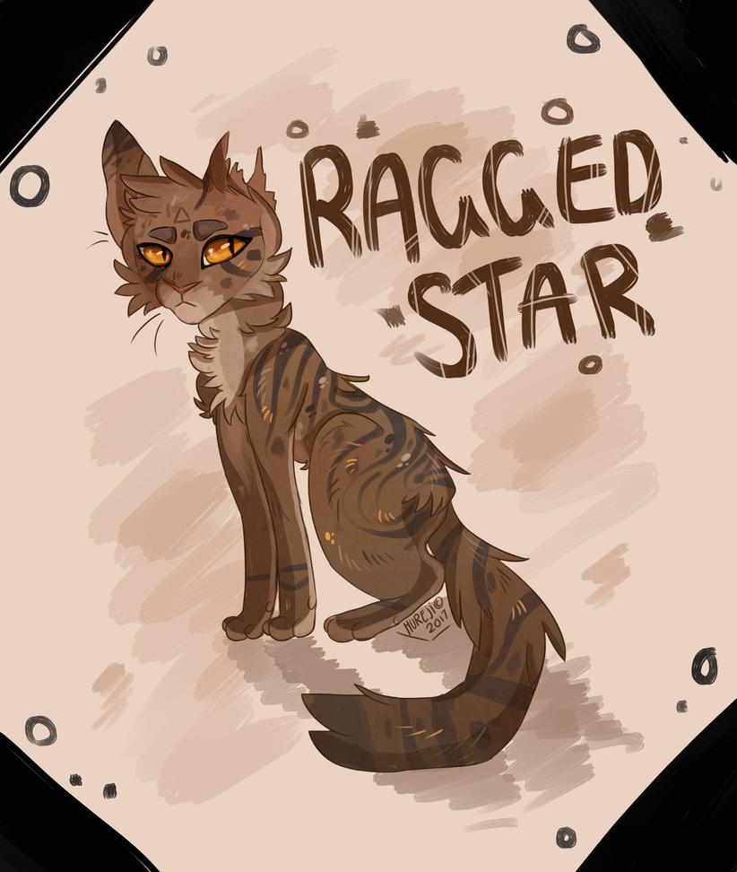 Raggedstar by Hureji