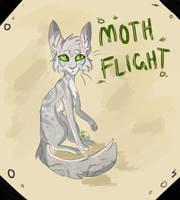 Mothflight by Hureji