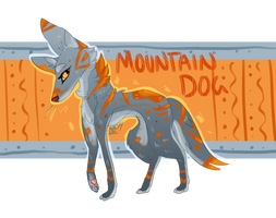 Mountain Dog Auction | OPEN by Hureji