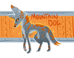 Mountain Dog Auction | OPEN