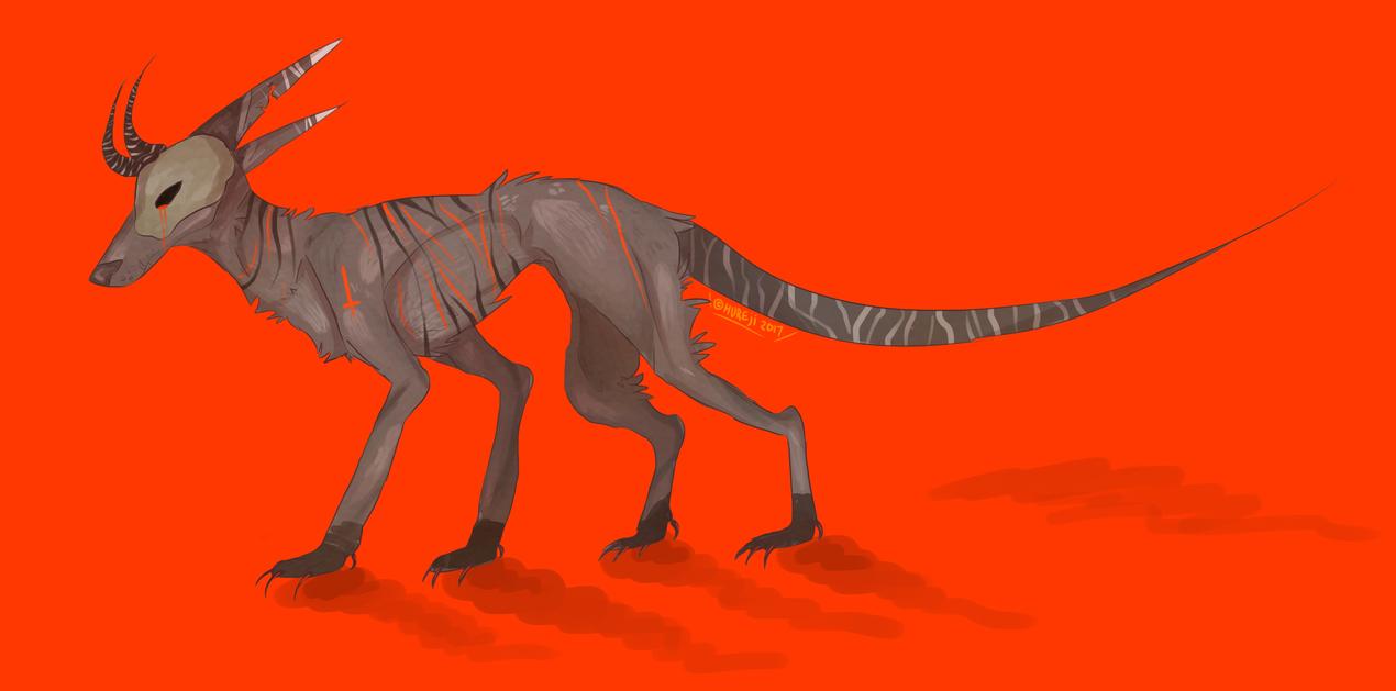 hellhound by Hureji