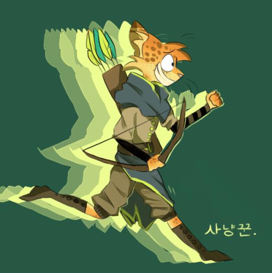 hunter by Hureji